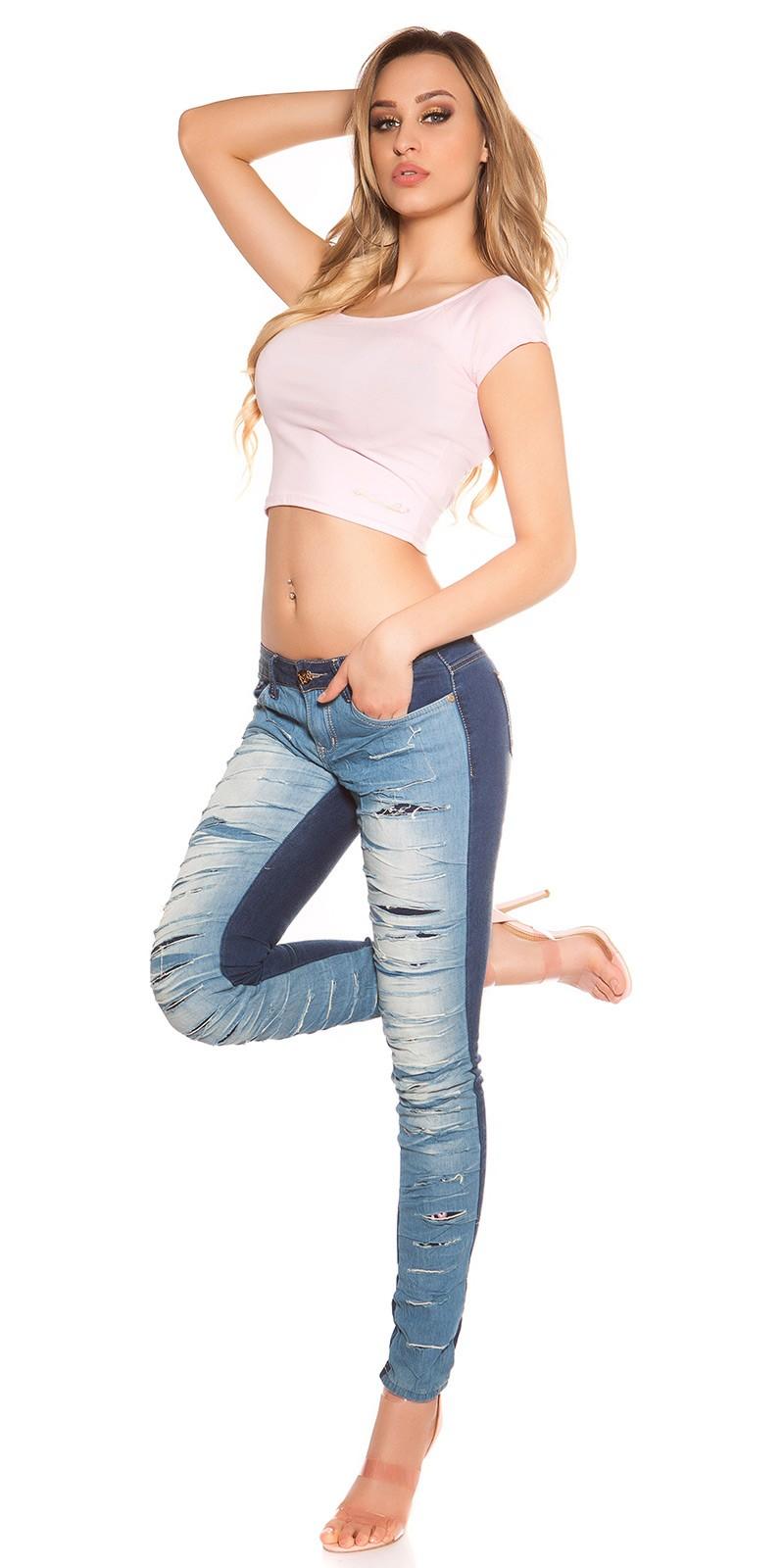 Jeans e gonne sottocosto