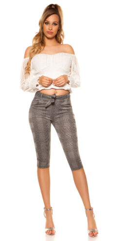 Pantaloni Pinocchietto