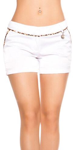 Pantaloncino corto elegante
