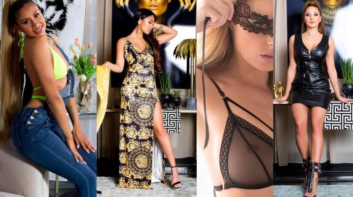 Lingerie e abbigliamento sexy copia